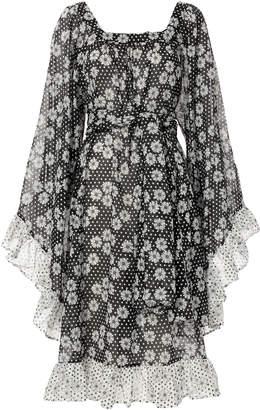 Lisa Marie Fernandez Anita Daisy Ruffle Dress