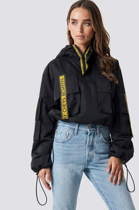 Cheap Monday Conceal Anorak Black