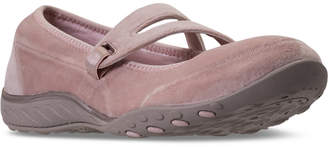 Skechers Women's Relaxed Fit: Breathe Easy - Lavish Days Casual Walking Sneakers from Finish Line