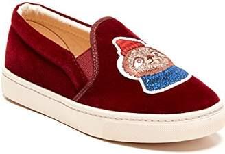 Soludos Women's Velvet Sloth Sneaker