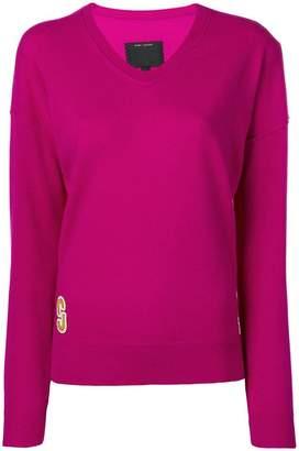 Marc Jacobs v-neck sweater