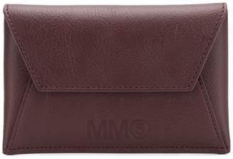 MM6 MAISON MARGIELA rectangular wallet