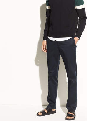 Vince Stretch-Cotton Officer Chino