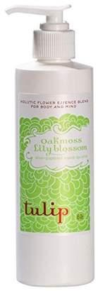 Tulip Spa Lotion - Oakmoss Lily Blossom - 8 oz