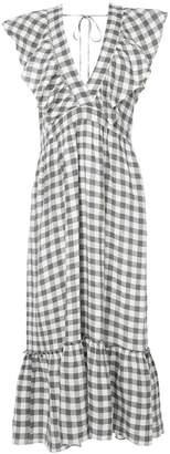 DAY Birger et Mikkelsen Lee Mathews Edith ruffle dress
