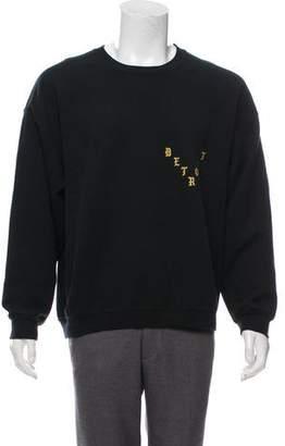 Yeezy Detroit Crew Neck Sweatshirt