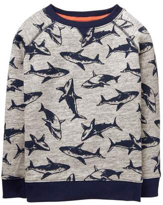 Gymboree Shark Pullover