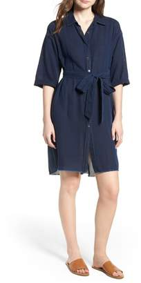 AG Jeans Claudia Canvas Shirtdress