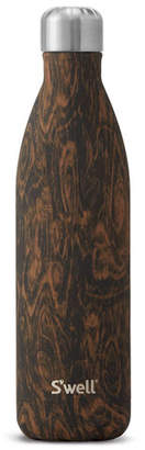 Swell S'well Wenge Wood Faux-Bois 25-oz. Water Bottle