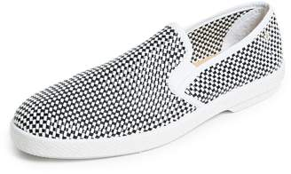 Rivieras Mod London Slip On Shoes