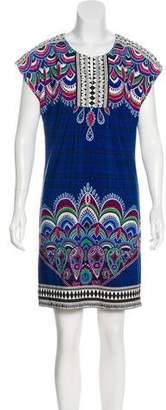 Laundry by Shelli Segal Printed Mini Dress