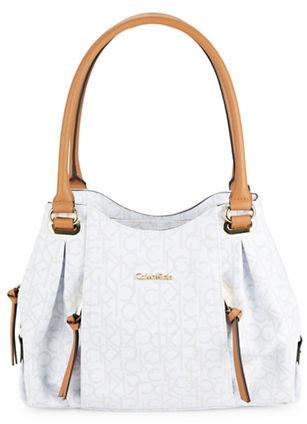 Calvin KleinCalvin Klein Monogrammed Shopper
