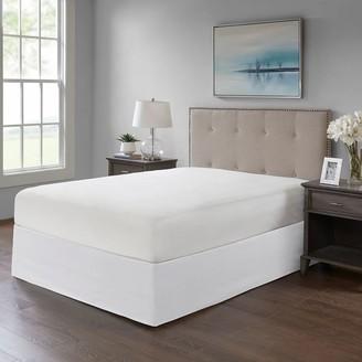 Madison Home USA Simple Fit Wrap Around Adjustable Bedskirt