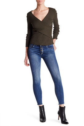 KUT from the Kloth Viola Ankle Skinny Jean $89 thestylecure.com