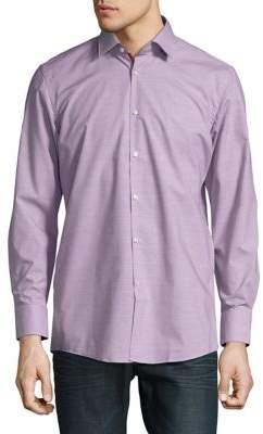 HUGO BOSS Hugo by Classic Cotton Button-Down Dress Shirt