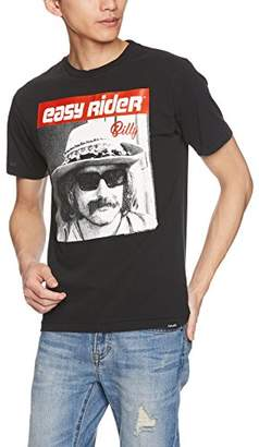 Schott (ショット) - (ショット) Schott(ショット) PHOTOTEE EASY RIDER BILLY 3183030 09BLACK BLACK L