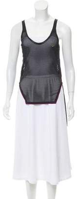 Lucas Hugh Mesh Sleeveless Top w/ Tags