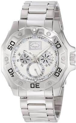 Ecko Unlimited Rhino by Men's E8M078MV Power Play Three Eye Multifunction Street Sport Watch