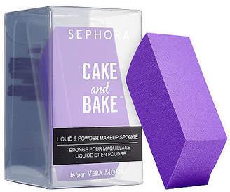 Sephora COLLECTION Cake And Bake Liquid And Powder Makeup Sponge