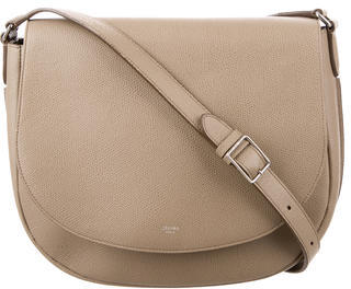 CelineCéline Trotteur Messenger Bag