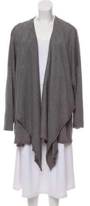eskandar Oversize Linen Cardigan