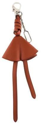 Celine Leather Grigri Doll Keychain w/ Tags