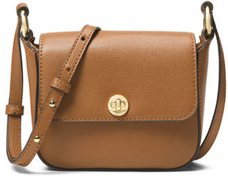 MICHAEL Michael Kors Rivington Large Flap Crossbody Bag $198 thestylecure.com