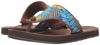 Acorn ArtWalk Leather Flip $55 thestylecure.com