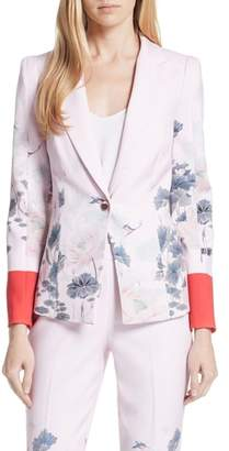 Ted Baker Naimh Lake of Dreams Tailored Jacket