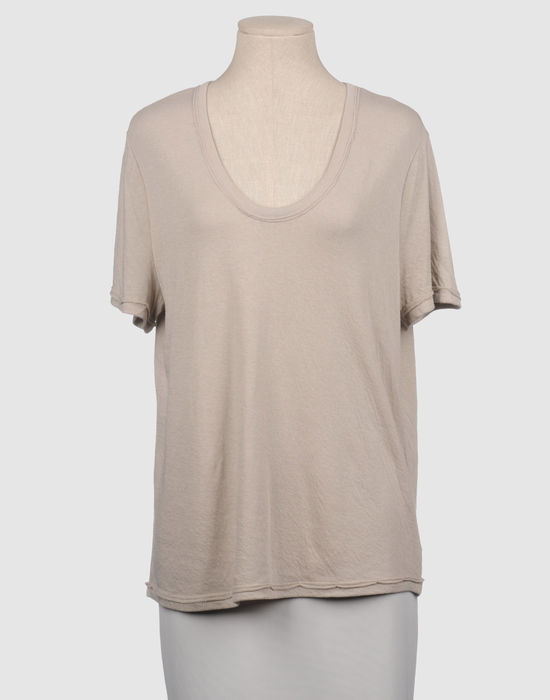 T BY ALEXANDER WANG Short sleeve t-shirt