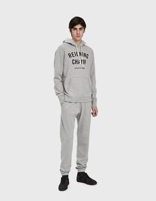 Reigning Champ Cuffed Sweatpant in Heather Grey