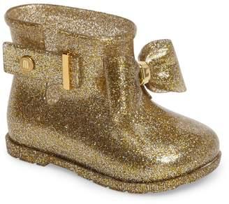 Mini Melissa Mini Sugar Rain Waterproof Boot (Toddler & Little Kid)
