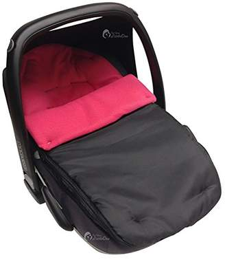 Maxi-Cosi Car Seat Footmuff/Cosy Toes Compatible with Pebble Dark Pink