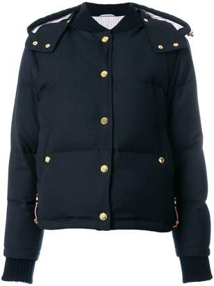 Thom Browne Down-filled Bomber Jacket