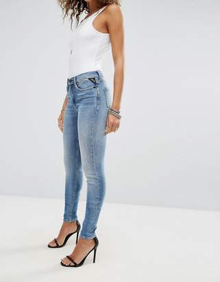 Replay Super High Waist Skinny Jean