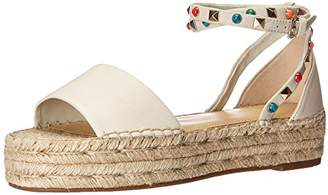 Marc Fisher Women's Vajen Espadrille Wedge Sandal