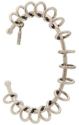 Dannijo hoop embellished bracelet