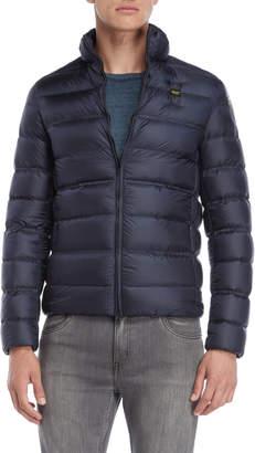 Blauer Navy Down Puffer Jacket