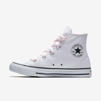 Converse Chuck Taylor All Star Big Eyelets High Top Women's Shoe