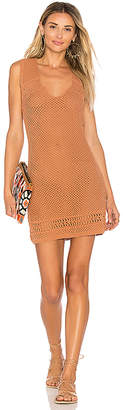 ale by alessandra Antonia Knit Dress in Tan $158 thestylecure.com