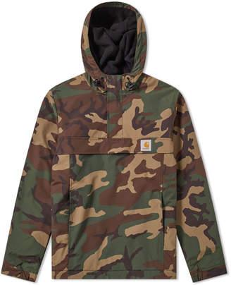 Carhartt Wip Nimbus Fleece Lined Pullover Jacket