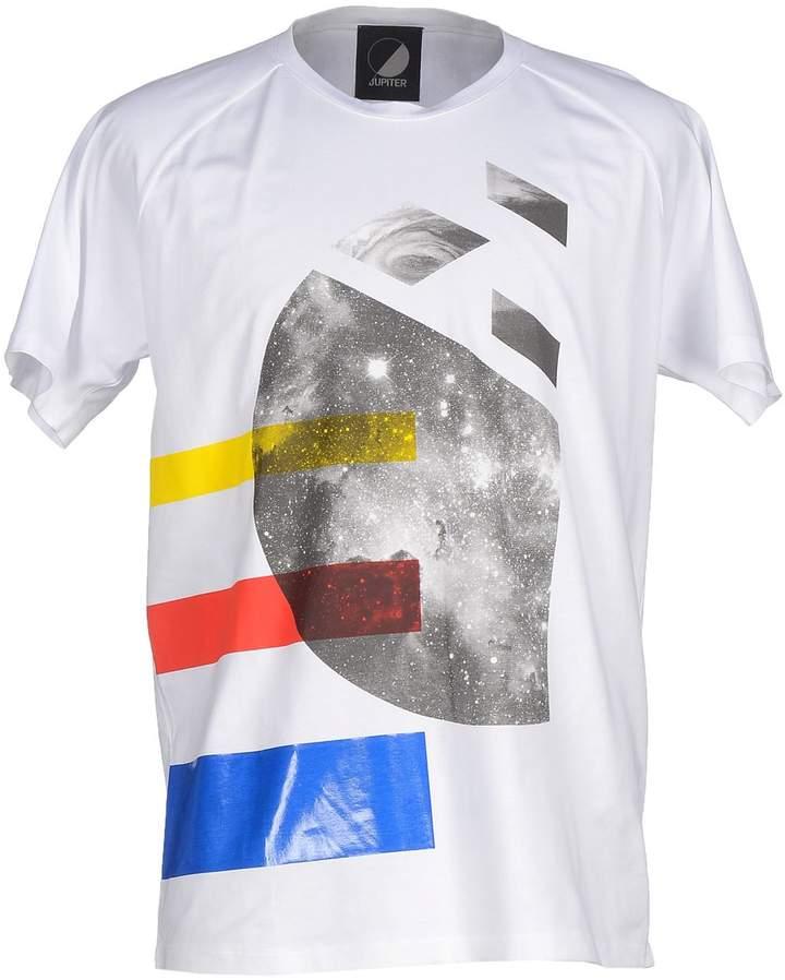 Jupiter T-shirts - Item 37798191
