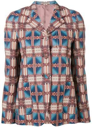 Bottega Veneta dotted blazer