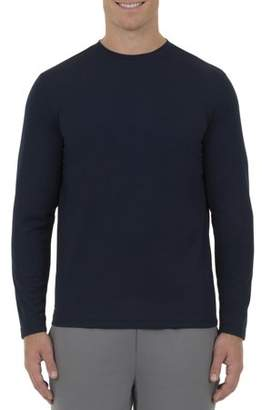 Athletic Works Men's Core Quick Dry Long Sleeve Tee