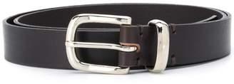 Oliver Spencer metal buckle leather belt