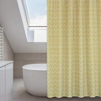 L.J Home Metro Shower Curtain Set