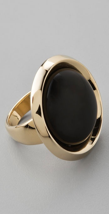 House Of Harlow 1960 Dome Ring