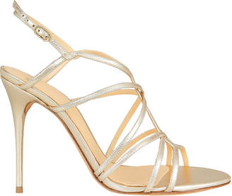Alexandre Birman Emma 100 Leather Sandals