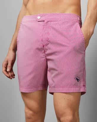 88544cfdfc Pink Swim Shorts Mens Small - ShopStyle UK