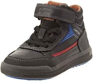 Geox Arzach Boy 9 High Top Sneaker